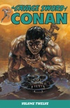 The Savage Sword of Conan Volume 12 image