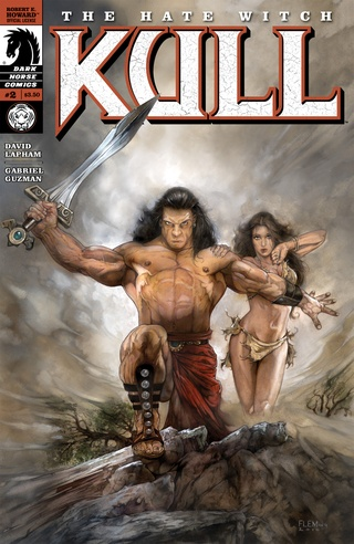 Kull: The Hate Witch #2 image