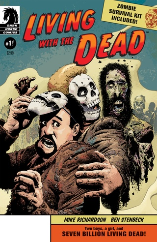 Living with the Dead #1 image