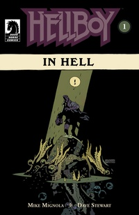 Hellboy in Hell #1-10 Bundle image