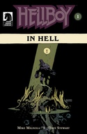 Hellboy in Hell #1-8 Bundle image