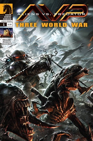 Free Comic Book Day: Aliens image