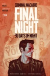 Criminal Macabre: Final Night—The 30 Days of Night Crossover #2 image
