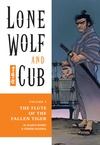 Lone Wolf and Cub Volume 3: The Flute of the Fallen Tiger image