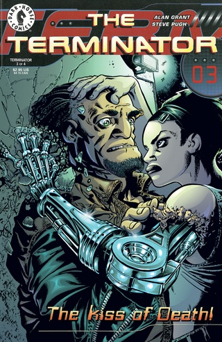 The Terminator: Death Valley #3 image