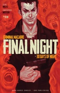 Criminal Macabre: Final Night—The 30 Days of Night Crossover #3 image