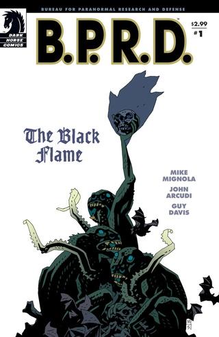 B.P.R.D.: The Black Flame #1-#6 Bundle image