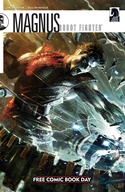 Magnus, Robot Fighter: Free Comic Book Day Issue image