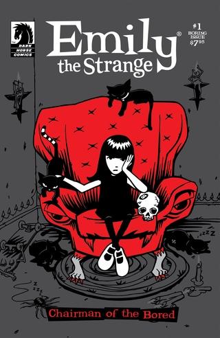 Emily the Strange #1: The Boring Issue image
