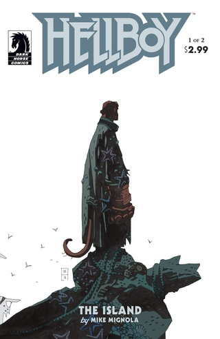 Hellboy: The Island #1 image