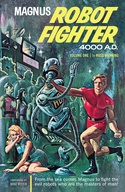 Magnus, Robot Fighter Archives Volume 1 image