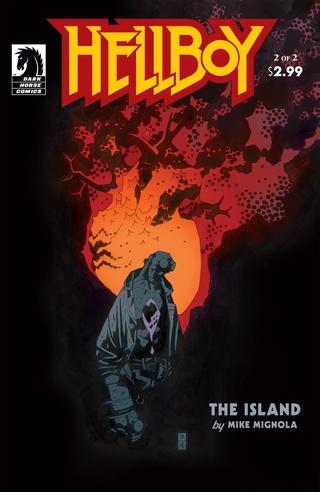 Hellboy: The Island #2 image