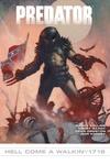 Predator: 1718/Hell Come Walkin' image