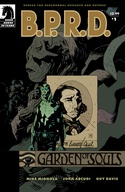 B.P.R.D.: Garden of Souls #1 image