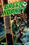 Green Hornet vol. 4: Red Hand image