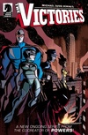 Michael Avon Oeming's The Victories: Transhuman #1 image