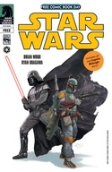 Free Comic Book Day 2013: Star Wars/Captain Midnight/Avatar: The LastAirbender image