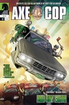 Axe Cop: Bad Guy Earth #1 image