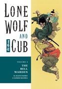 Lone Wolf and Cub Volume 4: The Bell Warden image