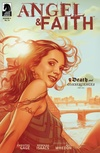 Angel & Faith #16-#20 Bundle image