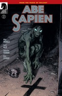Abe Sapien #2: Dark and Terrible part 2 image