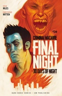 Criminal Macabre: Final Night—The 30 Days of Night Crossover #1-#4 Bundle image