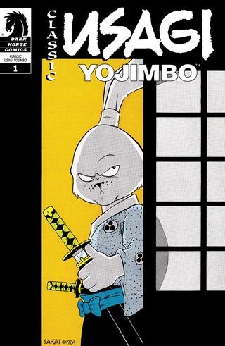 Classic Usagi Yojimbo #1 image