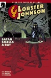 Lobster Johnson: Satan Smells A Rat image