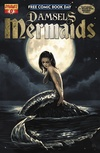 Damsels: Mermaids Free Comic Book Day image