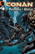 Conan and the Demons of Khitai #1-#4 Bundle image