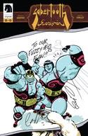 Sabertooth Swordsman #1 image