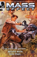 Mass Effect: Evolution #1-#4 Bundle image