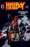Hellboy: Conqueror Worm #1-#4 Bundle image