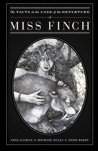 The Facts in the Case of the Departure of Miss Finch image