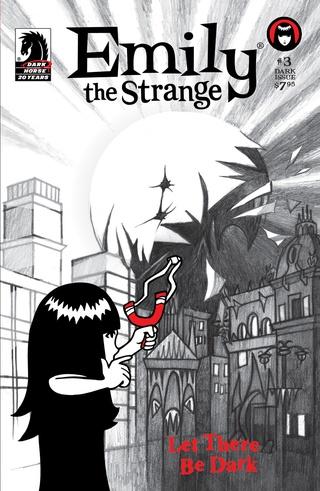 Emily the Strange #3: The Dark Issue image