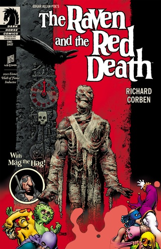 Edgar Allan Poe's The Raven and the Red Death (one-shot) image