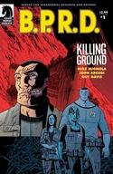 B.P.R.D.: Killing Ground #1 image