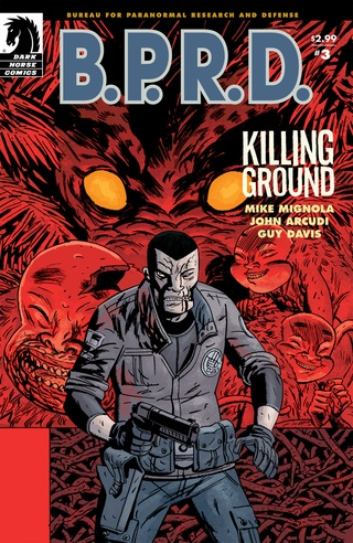 B.P.R.D.: Killing Ground #3 image
