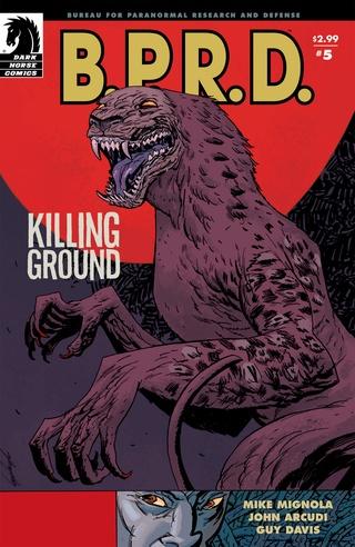 B.P.R.D.: Killing Ground #5 image