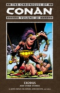 Chronicles of Conan Volumes 25-27 Bundle image