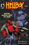 Hellboy: Buster Oakley Gets His Wish image