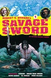 Robert E. Howard's Savage Sword #1-#4 Bundle image