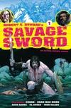 Robert E. Howard's Savage Sword #1 image