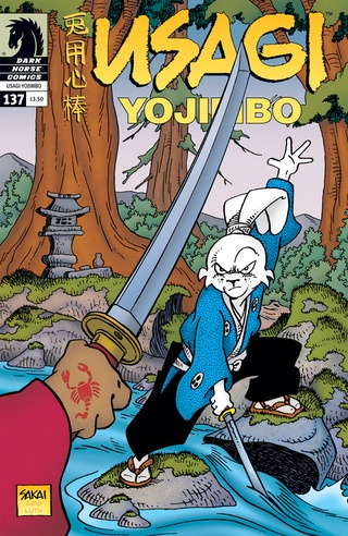 Usagi Yojimbo #137 image