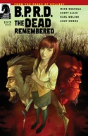 B.P.R.D.: The Dead Remembered #1 image