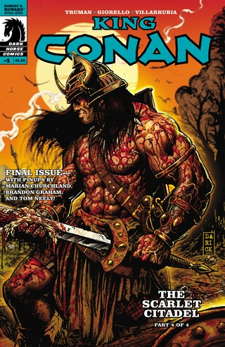 King Conan: The Scarlet Citadel #4 image