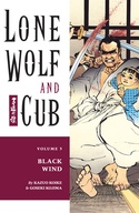 Lone Wolf and Cub Volume 5: Black Wind image