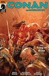 Robert E. Howard's Savage Sword #7 image