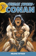 Conan the Barbarian #23 image
