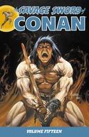 Conan the Barbarian #23 image